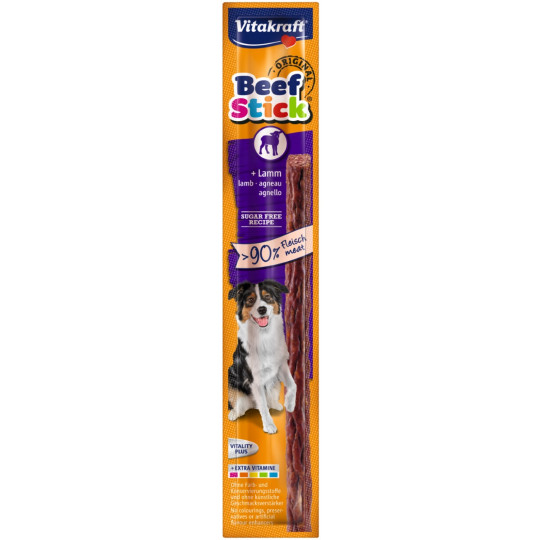 Vitakraft Beef Stick + Lamm 12 g