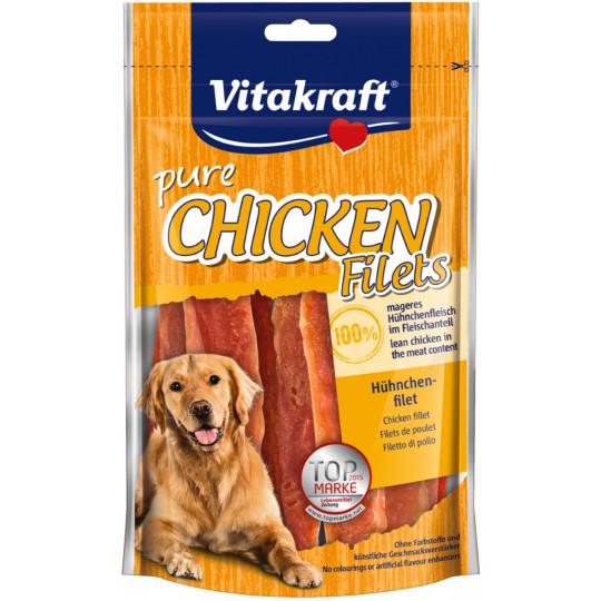 Vitakraft Pure Chicken Filets 80 g