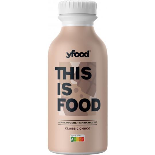 YFood Alpine Chocolate Trinkmahlzeit 500ml