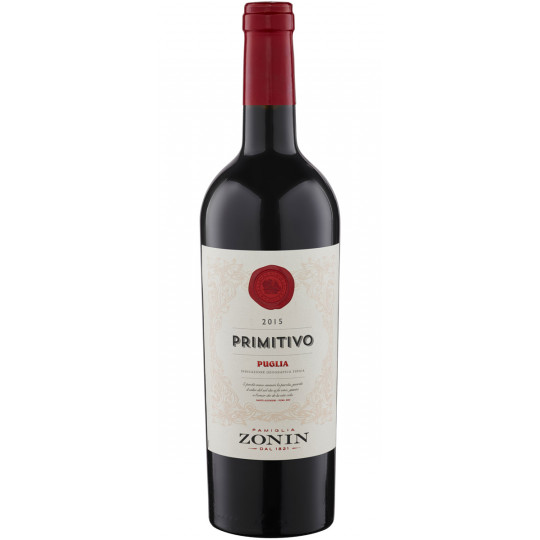 Zonin Seal Collection Primitivo IGT trocken 0,75l