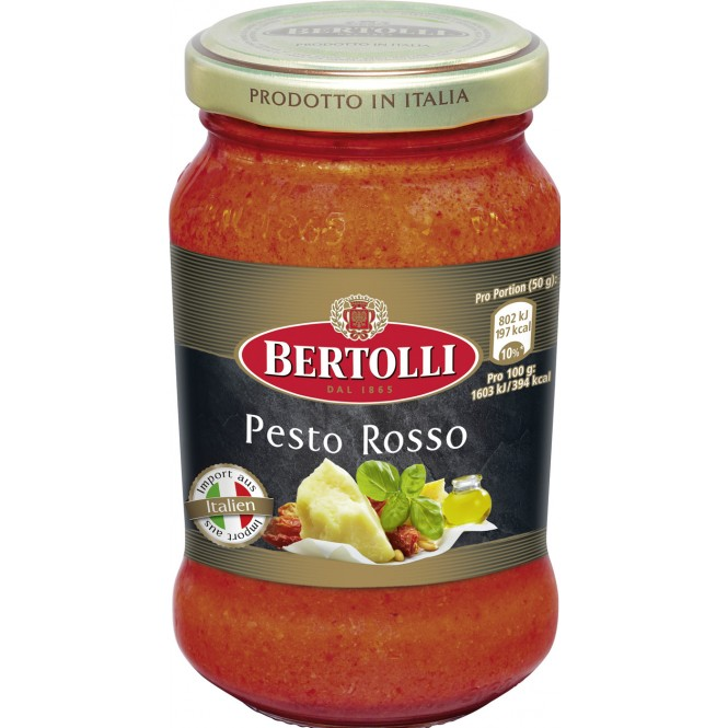 edeka24 bertolli pesto rosso online kaufen. Black Bedroom Furniture Sets. Home Design Ideas