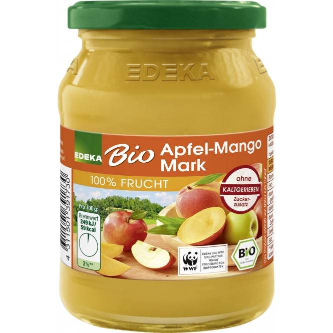 edeka24 edeka bio apfel mangomark online kaufen. Black Bedroom Furniture Sets. Home Design Ideas