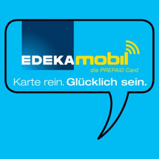 EDEKA mobil 15 EUR Auflade-Guthaben