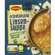Maggi Food Travel Orientalische Linsensuppe ergibt 500ML
