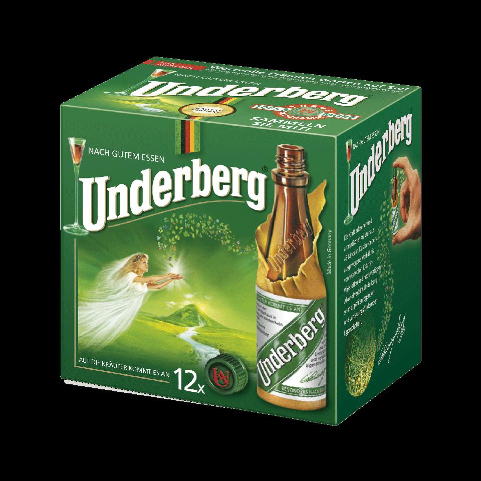 Underberg Kräuter-Bitter 12er