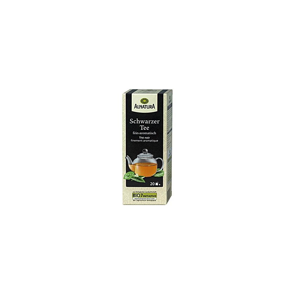 Edeka24 Alnatura Bio Schwarzer Tee 20x 175 G Kaufen