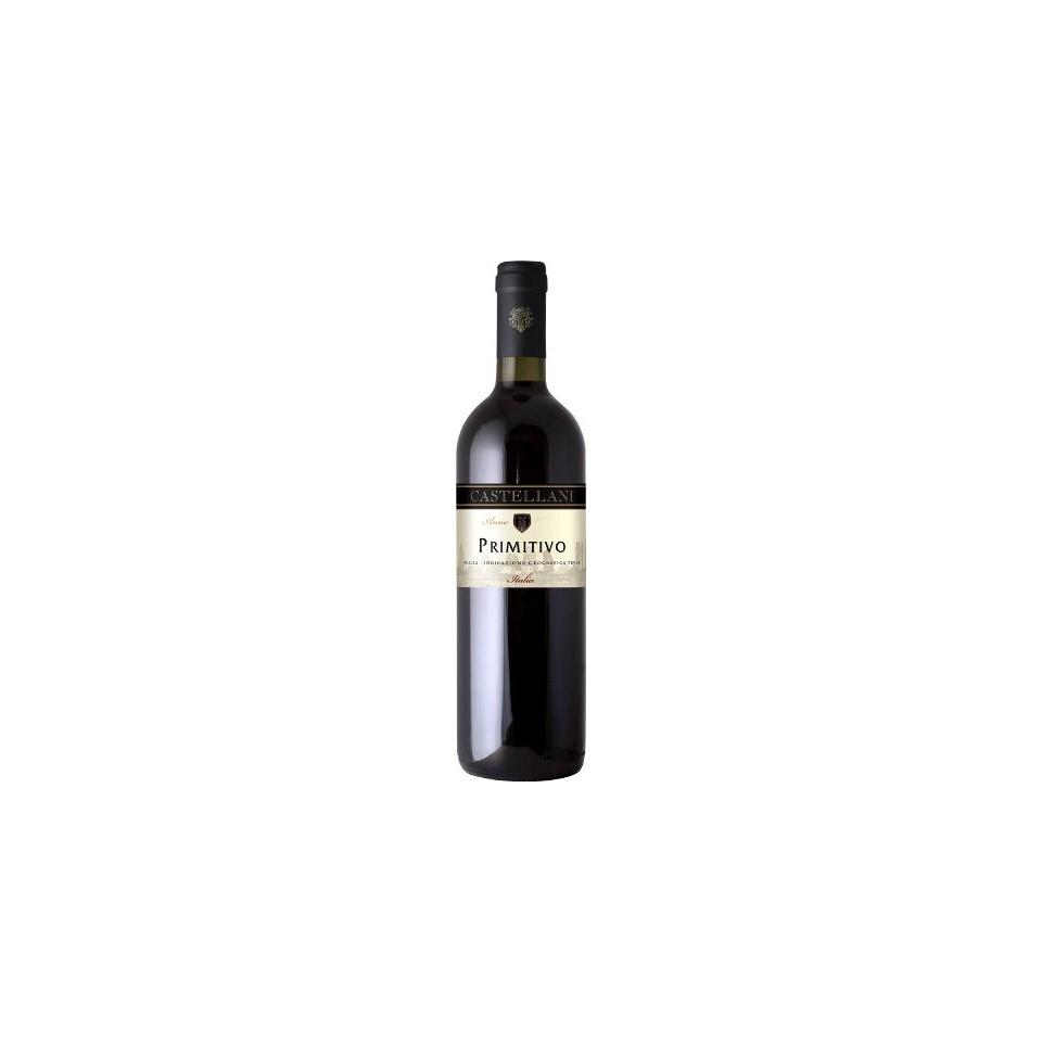 Castellani Primitivo Puglia Rotwein 2016