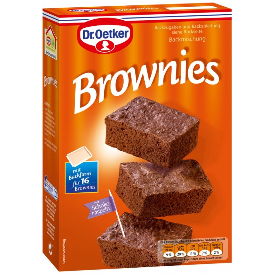 Edeka24 Dr Oetker Brownies American Style Kaufen