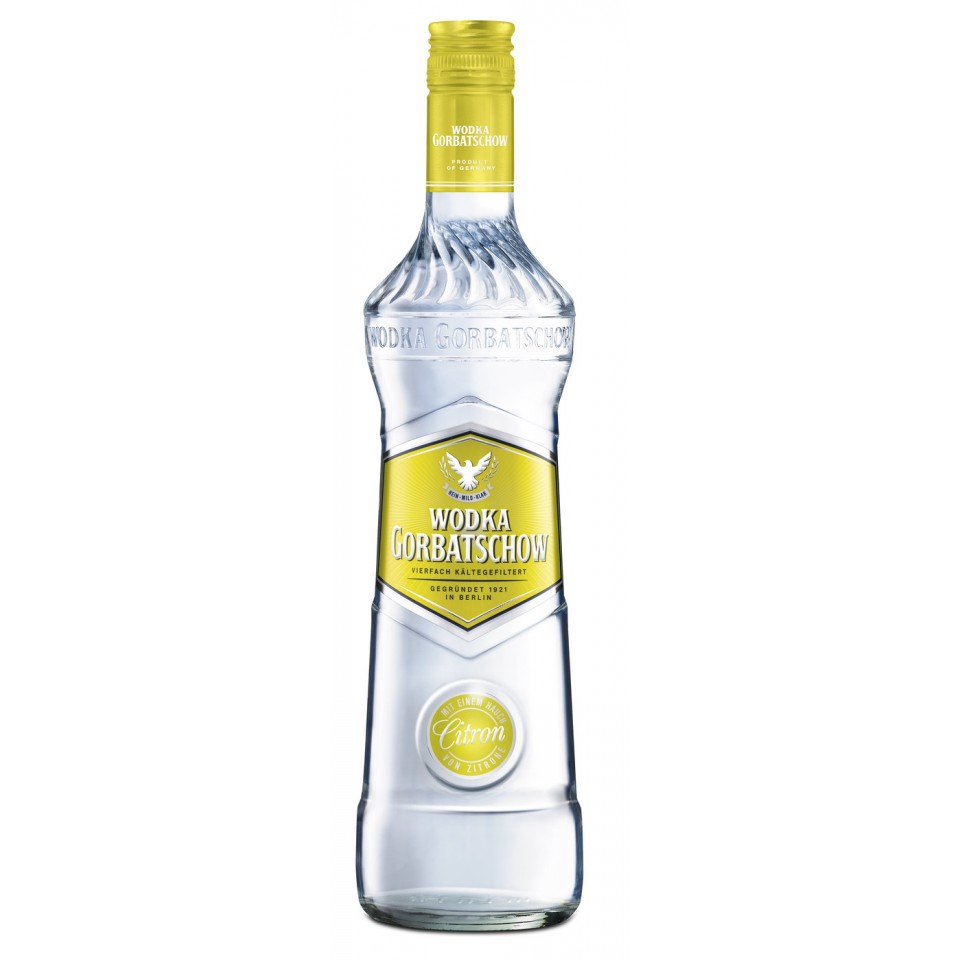 EDEKA24 | Gorbatschow Wodka Citron | kaufen