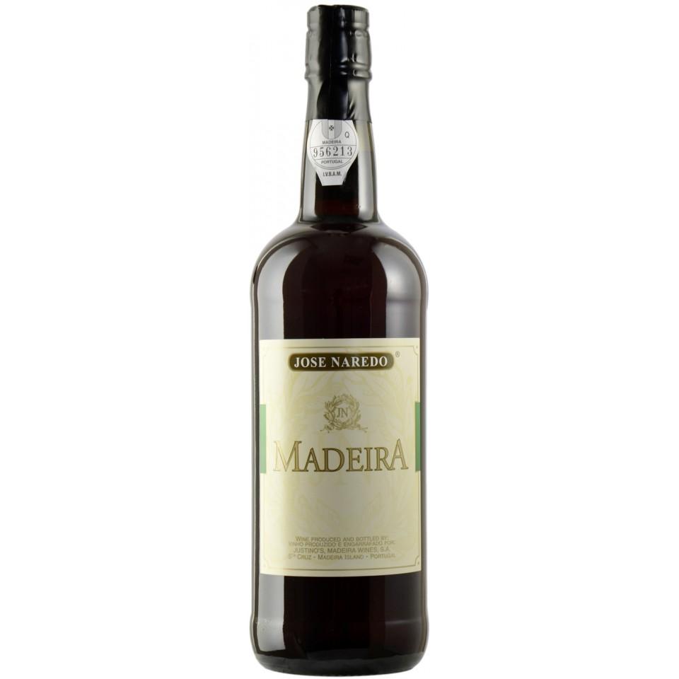 Jose Naredo Madeira Fine Rich