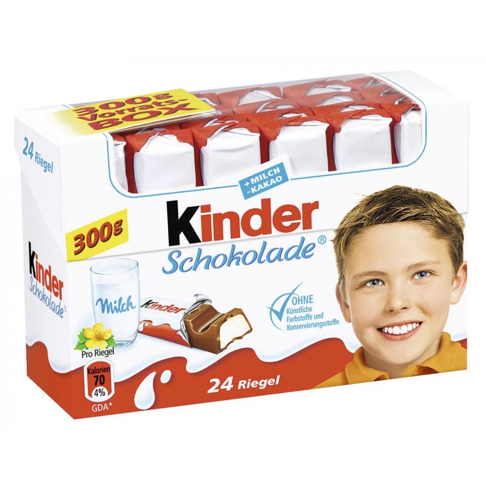 kinderschokolade angebot