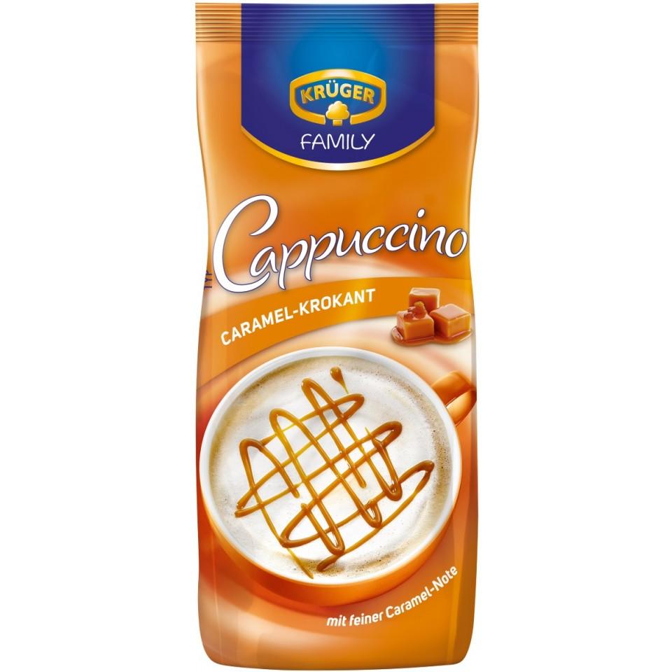 Nescafe Cappucino Caramel By Nestle Professional 500 Gram Daftar Classic 120gram Kualitas Hotel Resto Ampamp Cafe Krger Family Cappuccino Krokant Im Nachfllbeutel