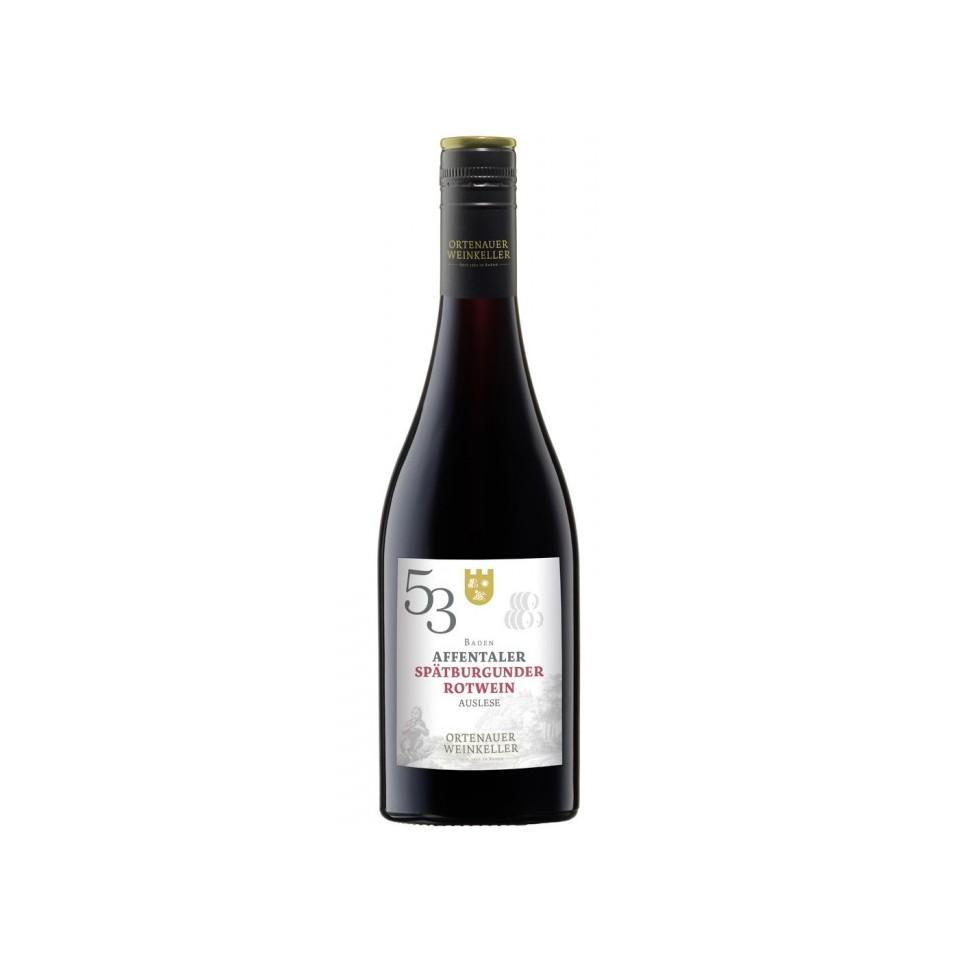 Ortenauer Weinkeller Affentaler Spätburgunder Auslese 2015
