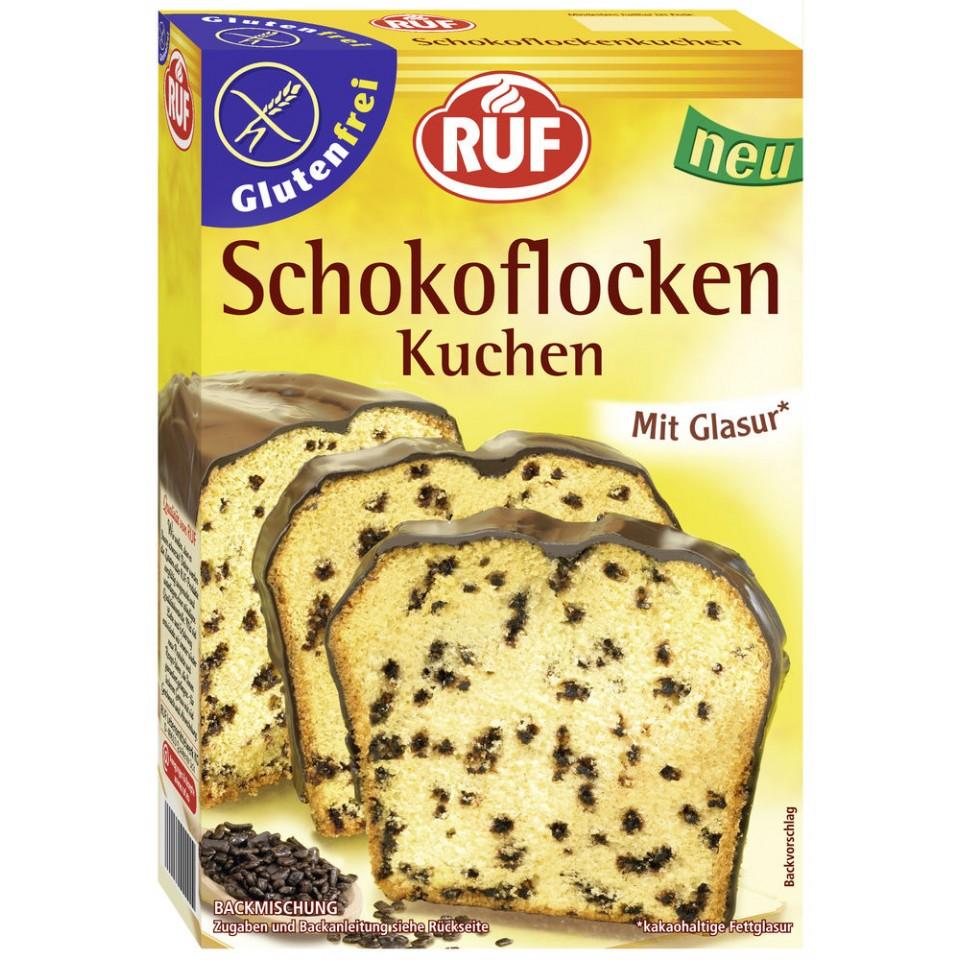 EDEKA24 | Ruf Unser Schokoflockenkuchen mit Glasur und Schokoflocken ...