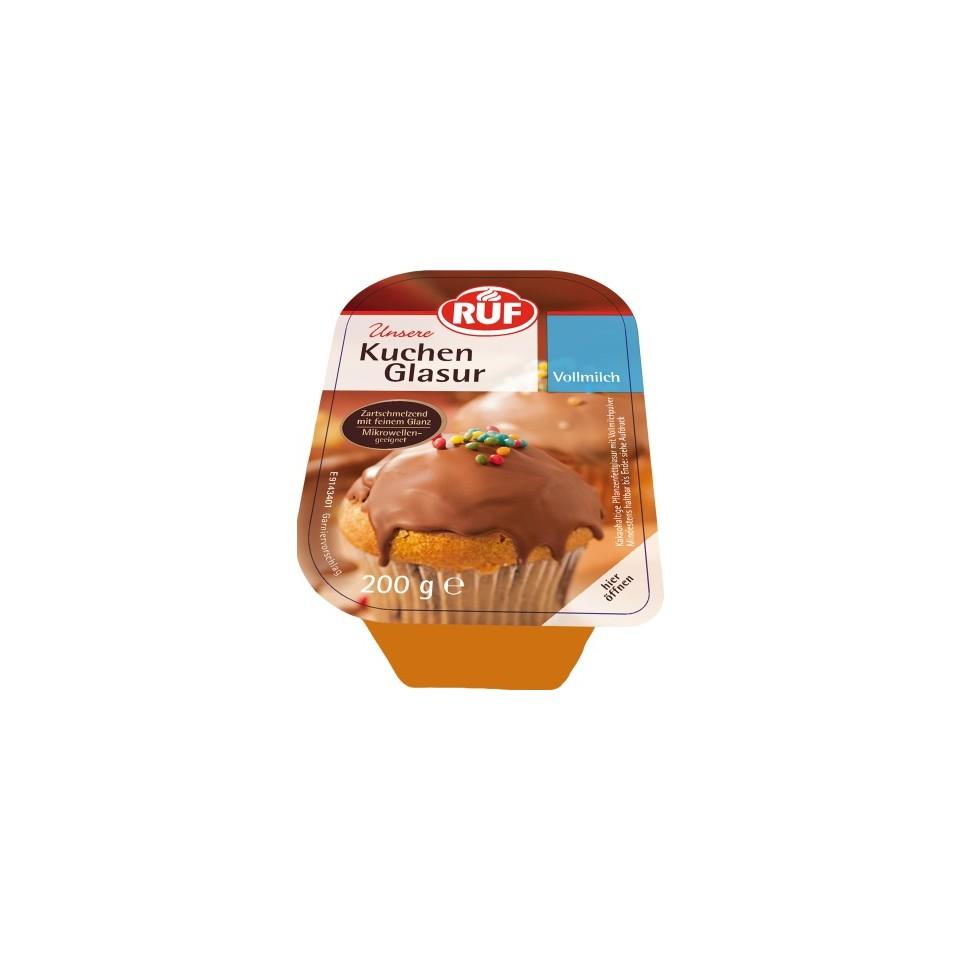 Edeka24 Ruf Kuchenglasur Vollmilch Kaufen