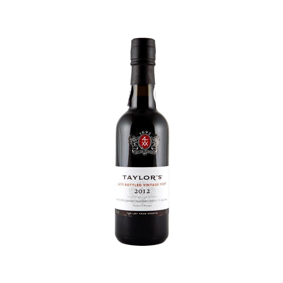 Taylors Late Bottled Portwein halbe Flasche 2012
