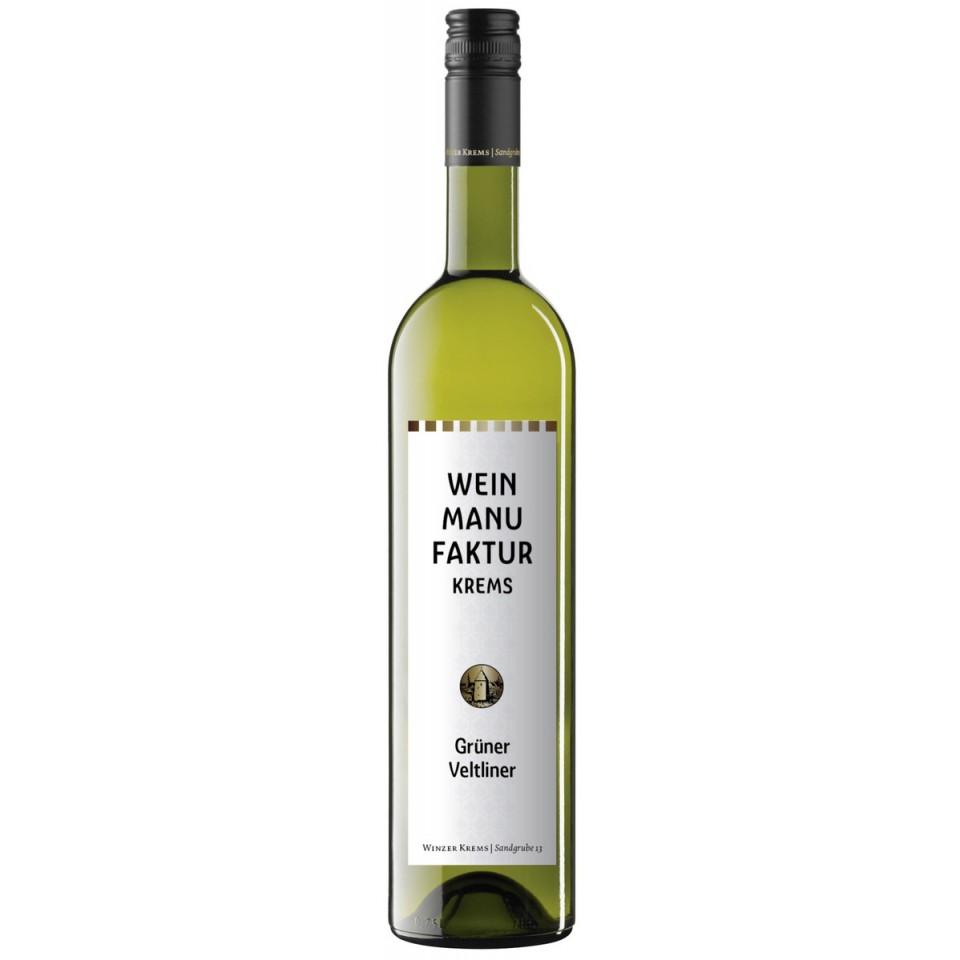 EDEKA24   Weinmanufaktur Krems Grüner Veltliner Weißwein trocken ...