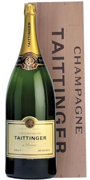 Besondere Geschenkideen von Edeka: Taittinger Champagner Brut Reserve BALTH