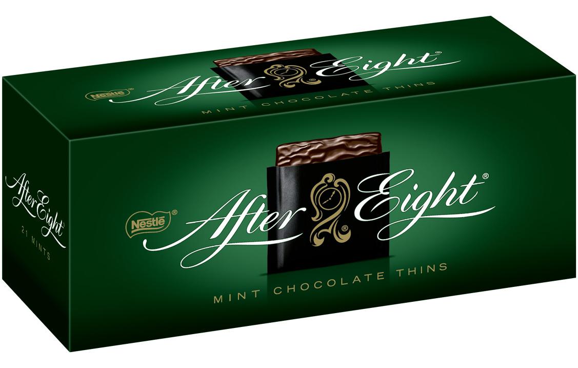 Besondere Geschenkideen von Edeka: After Eight Mint chocolate thins
