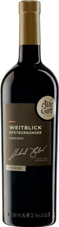 Alde Gott Weitblick Spätburgunder trocken 2016 0,75 ltr