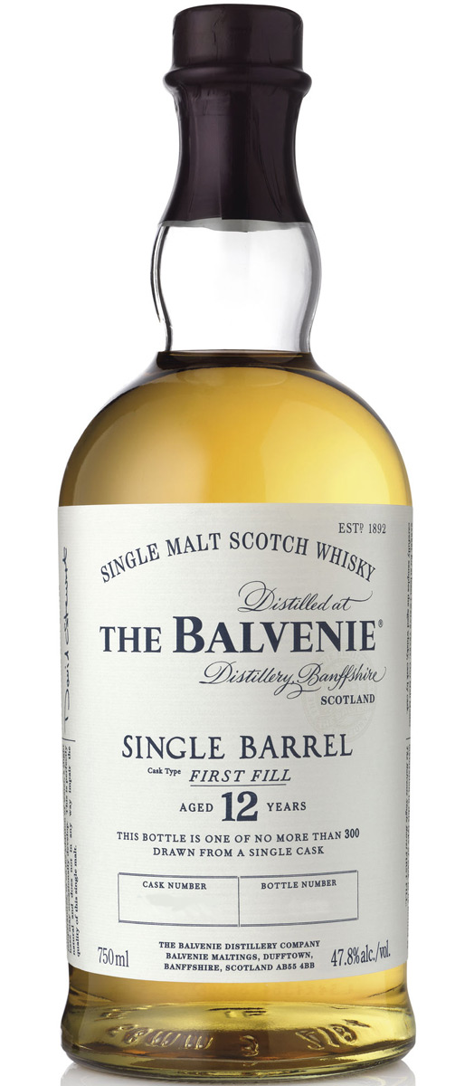 ... of The Balvenie 12 years old Single Barrel - First Fill - Catawiki