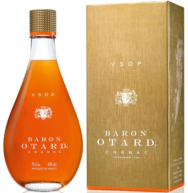 Besondere Geschenkideen von Edeka: Baron Otard Cognac VSOP