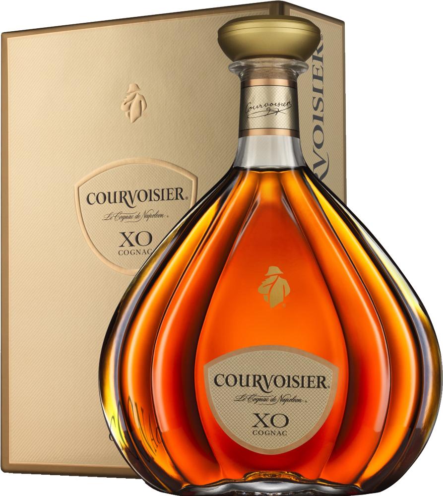 Besondere Geschenkideen von Edeka: Courvoisier Cognac XO