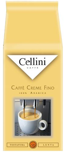 eworld24 cellini caffe creme fino ganze bohnen online kaufen. Black Bedroom Furniture Sets. Home Design Ideas