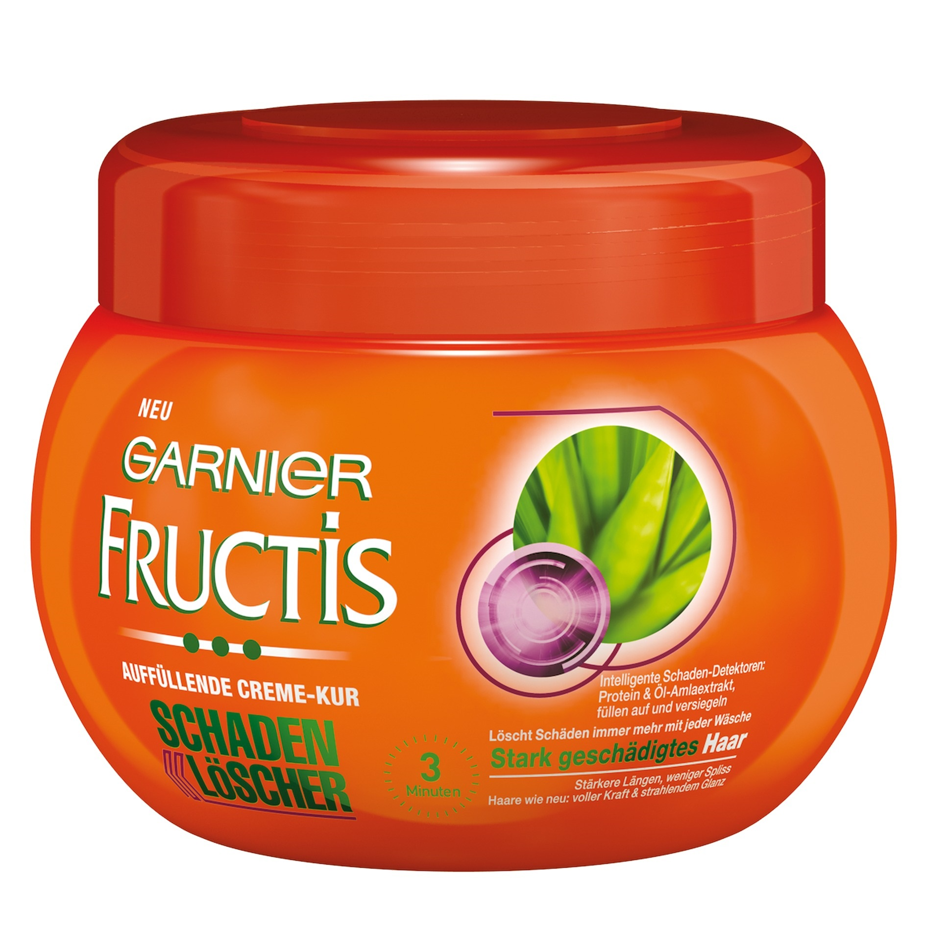 Garnier Fructis Creme-Kur Schaden-Löscher 300ml