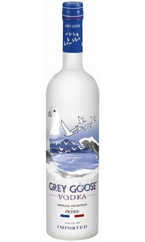 Besondere Geschenkideen von Edeka: Grey Goose Super Premium Vodka