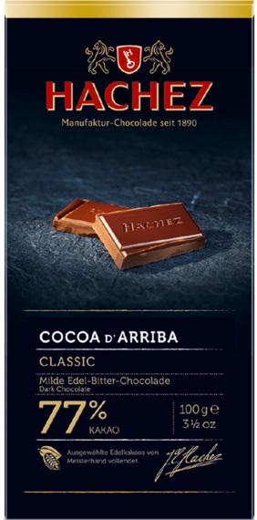 Besondere Geschenkideen von Edeka: Hachez Cocoa D'Arriba Classic