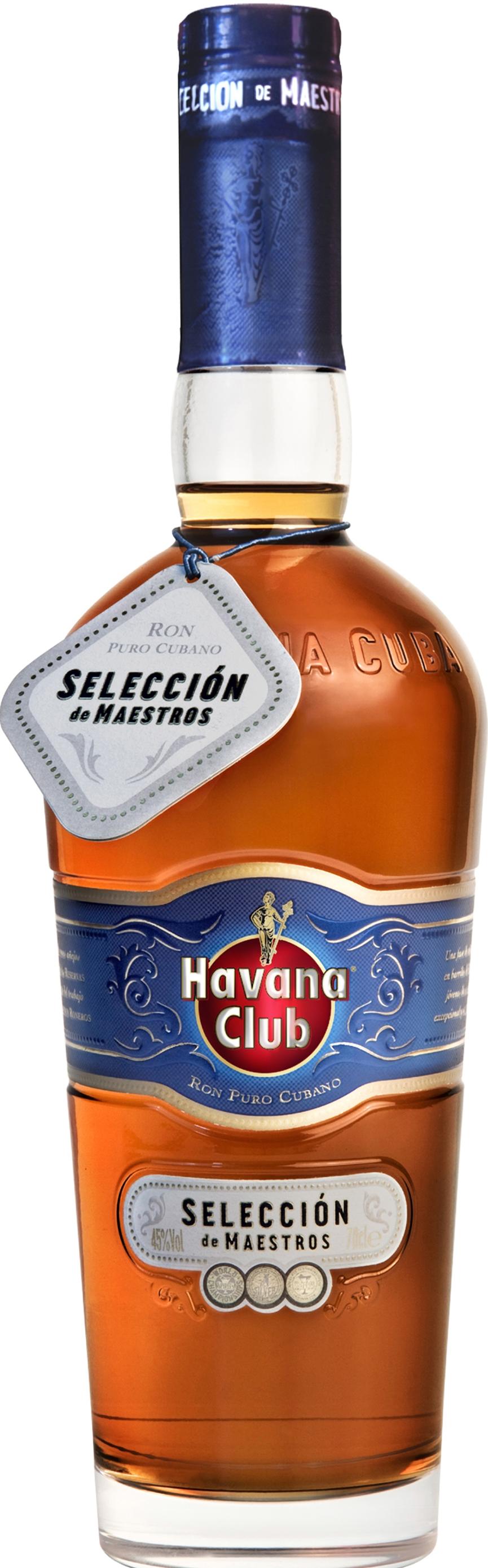 Besondere Geschenkideen von Edeka: Havana Club Rum Selección de Maestros