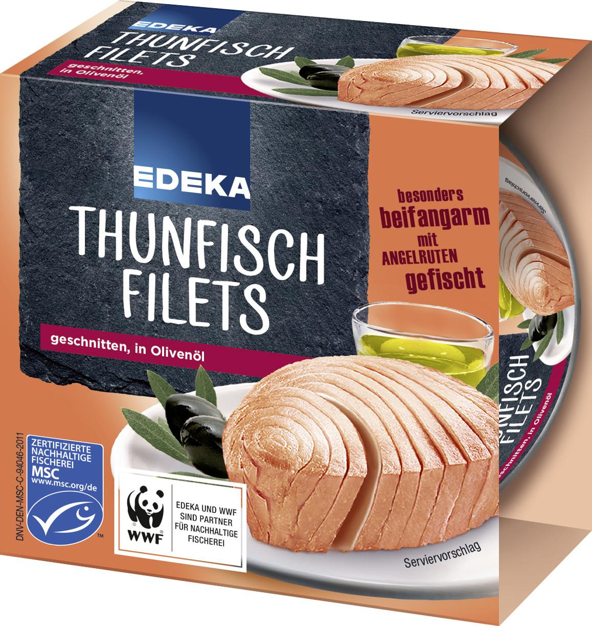 edeka24 edeka thunfischfilets in oliven l online kaufen. Black Bedroom Furniture Sets. Home Design Ideas