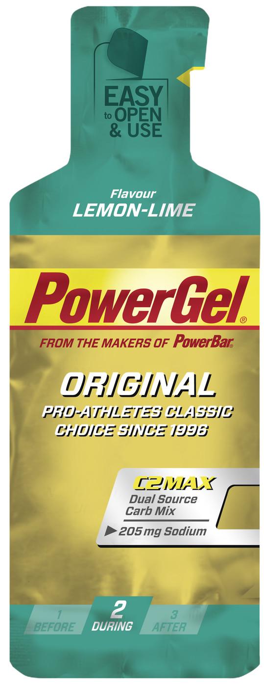 Besondere Geschenkideen von Edeka: PowerBar Gel Lemon-Lime