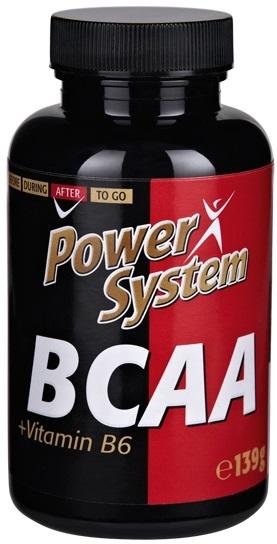 Besondere Geschenkideen von Edeka: Power System BCAA + Vitamin B63