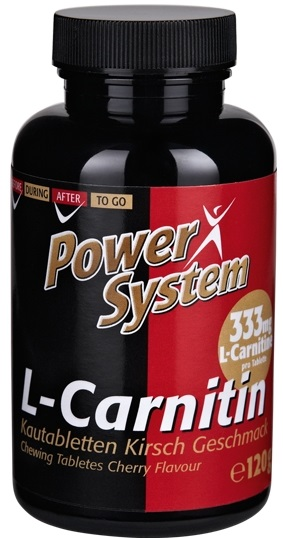 Besondere Geschenkideen von Edeka: Power System L-Carnithin Kautabletten Ki