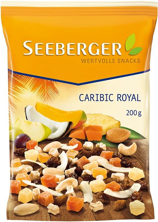 Besondere Geschenkideen von Edeka: Seeberger Caribic Royal